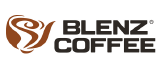 Blenz Coffee logo brand