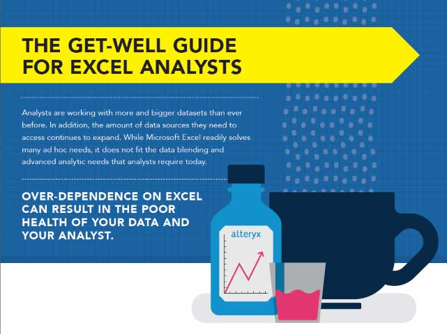 Technical Copywriting: Get-Well Guide for Excel Analysts (Alteryx)