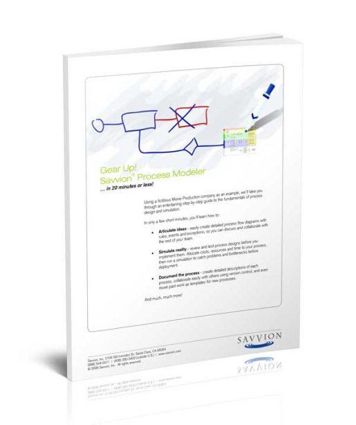 Technical Copywriting: Savvion Process Modeler