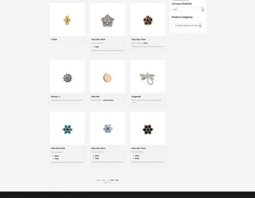 Alchemy Adornment | Web Design,Custom Solutions Development, eCommerce